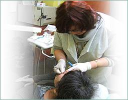 מרפאת שיניים בניהול דר לנדה